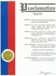 Proclamation - Arlington, Texas