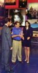 Hero in Education Award given to Tom Thompson on CA Big Spin TV Show