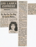 Sri Lanka Express Newspaper