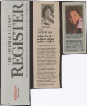 The Orange County Register Newspaper