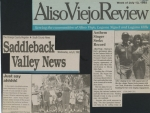 Saddleback Valley News & Aliso Viejo Review Newspaper