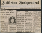Littleton Independs Newspaper