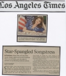 Los Angeles Times Newspaper
