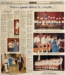 The Observer Newspaper - When a queen visited St. Joseph