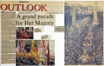 Bangkok Post - A grand parade for Her Majesty