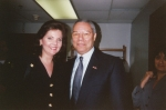 Meeting Secretary of State - Colin Powell before Fundraising Event