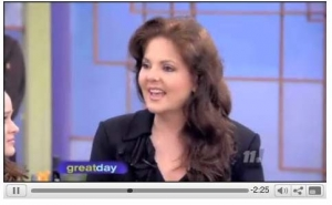 Click onto photo to watch interview on GREAT DAY HOUSTON TV SHOW