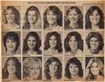 Littleton Indpendent - 19 Contestants Competing in Miss Littleon 1983 Pageant