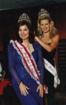 Being Crowned Ms California State 1996
