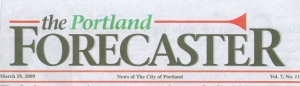 Click onto article to link to The Portland Newspaper