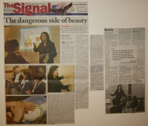 The Signal Free Press Newspaper